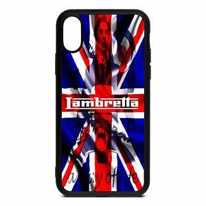 Lambretta ' Jimmy'  Phone Case iPhone 5/5C/6/6+/7/7+/8/8+/X/XS/XS MAX/XR
