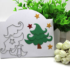 Christmas Tree Metal DIY Cutting Dies Stencil Album Paper Card  Embossing Craft