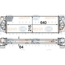 ORIGINAL HELLA Ladeluftkühler Mercedes Sprinter Bj. Bj.06- 8ML376777-391