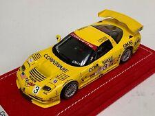 1/43 Minichamps Chevrolet Corvette C5R 2003 Sebring Car #3 Alcantara base A1099