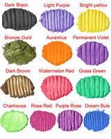 Cosmetic Grade Natural Mica Powder Pigment Soap Nails Cosmetic Colorant Dye 50g