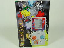 BLOCK GAME 2 - GIOCO ELETTRONICO LCD GAME - TETRIS - VINTAGE ANNI '90 - NUOVO