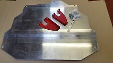 VW MK4 GOLF/JETTA & NEW BEETLE PIASTRA paramotore in alluminio/SUMP GUARD 99-06