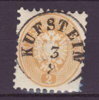 Österreich Nr.     30  gest.  Doppeladler  schöner Stempel Kufstein