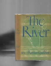 The River. by Rumer Godden. Boston, 1946. First Edition. in dustjacket.