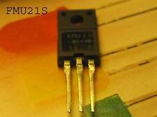 FMU21S Dual Fast Recovery Diode 200V 16A Sanken Kenwood    1pcs