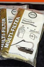 TPG - Electrolux Renaissance Vacuum Style R Bags & Micro Air Filter (1 Set of 6)