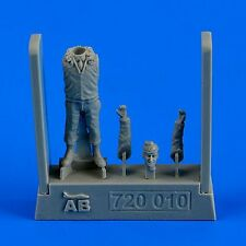 Aerobonus 1/72 U.S.A.F. FIGHTER PILOT-guerra coreana 1950-1953 # 720010