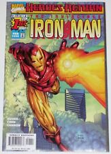 Iron Man #1 from Feb 1998 VF+ to NM- Heroes Return