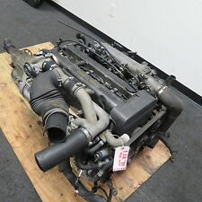 JDM 1JZGTE Twin Turbo Engine Swap Toyota Soarer Chaser Lexus 2.5L DOHC 1JZ Motor