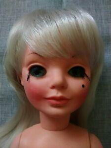 Simona Furga Alta Moda S Girl Italian fashion doll 1960s nude Gorgeous!