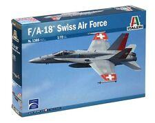 """Italeri 1/72: 1385 F/A-18 Hornet """"100 Jahre Siwss Air Force"""""""