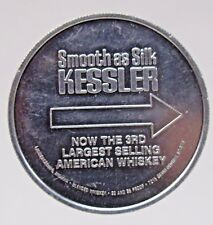 1975 ST. LOUIS CARDINALS Football Schedule Coin Kessler Whiskey SPINNER Token