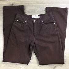 JAG Newcastle Brown Relaxed Fit Women's Jeans Size 30  L33 (DD2)