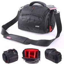 New Messenger DSLR Camera Single Shoulder Bag Handbag Waterproof for Canon Nylon