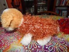 XXXS Dog Apparel Soft Warm COPPER FLUFFY BUG SWEATER
