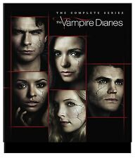 New TheVampire Diaries The Complete Series Season 1-8 (DVD 2017 38-Disc Box Set)