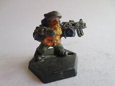 Citadel Rogue Trader Iron Claw Squat  4202-27 Metal 40K OOP Dwarfs 80s E161