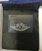 🔥🔥AIR DIOR CARDHOLDER NEW LIMITED EDITION NAVY BLUE AUTHENTIC🔥🔥