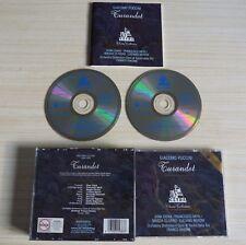 BOX 2 CD CLASSIQUE GIACOMO PUCCINI TURANDOT GINA CIGNA FRANCESCO MERLI