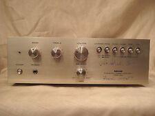 NIKKO TRM 210 stereo pre amp amplifier made in japan