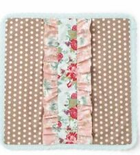 NWT Matilda Jane Lazy Days Pillow Sham cover Floral Dots NEW