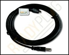 10 ft ReadyPlug USB Cable for Motorola DROID RAZR M Phone