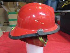 Firefighter Bunker Turnout Gear Morning Pride 72 Plus Red Fire Helmet Rescue