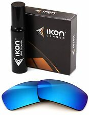 Polarized IKON Replacement Lenses For Dragon Calaca Ice Blue Mirror