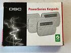DSC PK5501ENG PowerSeries Keypad New in Box
