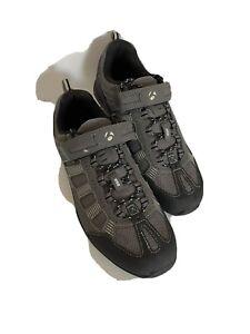 Bontrager Mens 9.5 EUR 45 SSR MTB Inform Multisport Cycling Shoes Gray/Teal