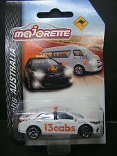 Majorette Metal DieCast model car - 13 cabs AUSTRALIA TAXI TOYOTA COROLLA ALTIS