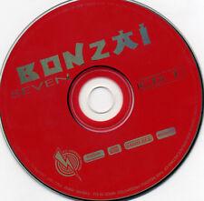 Various - Bonzai Seven (2xCD, Comp) (Bonzai Records)BRCD97010