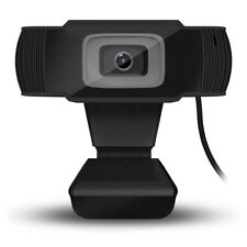 Rotatable 2.0 HD Webcam Digital USB Camera Built-in Microphone For Laptop PC
