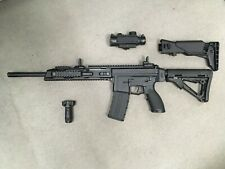Airsoft GHK G5 GBBR Custom with Extras