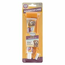 Arm & Hammer Pet Advanced Care Dental Toothpaste & Toothbrush Kit for Dogs 2.5oz