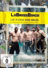 LaBrassBanda: LIVE IM CIRCUS KRONE MÜNCHEN (DVD) NEU+OVP