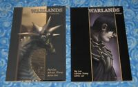 Warlands Volume 1 and 2 Graphic Novels TPB Comic Book DW Image Excellent