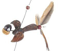 Handmade Hanging Wind Spinners Bird Animal Outdoor Porch Patio Garden Decor