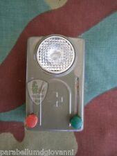 Torcia elettrica tedesca, pila, lanterna, taschenlampe, flashlight Wehrmacht WW2