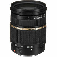 Tamron SP 28-75mm F/2.8 XR Di for Canon EF Full Frame Digital SLR Cameras