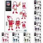 NFL Small Family Decal Stickers Automobile - Restickable - Pick Your Team
