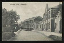 NORTHANTS Thrapston Midland Rd PPC
