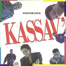 Kassav : Majestik Zouk CD