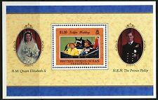 British Indian Ocean   1997   Scott # 195   MNH Souvenir Sheet