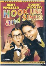Hook Line And Sinker With Bert Wheeler Robert Woolsey Dorothy Lee Brand New DVD