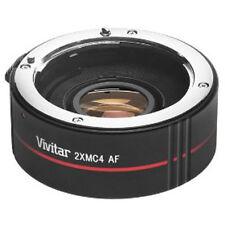 VIVITAR 2X AF TELE TELECONVERTER LENS FOR CANON EOS 500D 600D 5D 60D 7D 700D T6