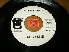 RAY CHAFIN - CRYSTAL ROMANCE - SUMMER WIND  / LISTEN - POP