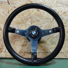 Momo Prototipo S Jackie Stewart signature 1st edition-BMW 2002 Hub/Horn Button