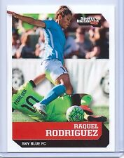 """RAQUEL RODRIGUEZ SI """"1 OF 9"""" SOCCER ROOKIE CARD! PENN STATE! PLAYER OF THE YEAR!"""